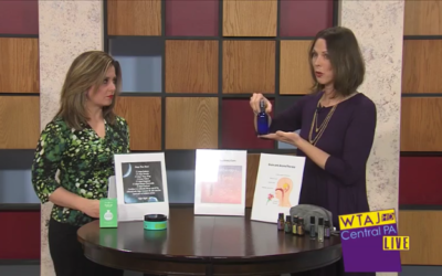Central PA LIVE – Essential Oils and Sleep