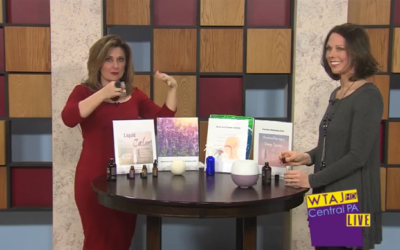 Central PA LIVE – Essential Oils and Sleep Part 2