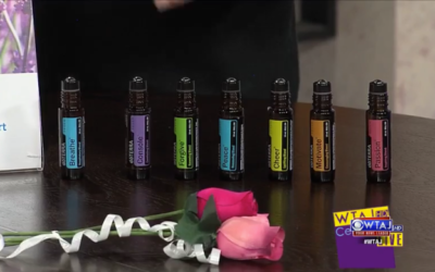 Aromatherapy for Emotional Support