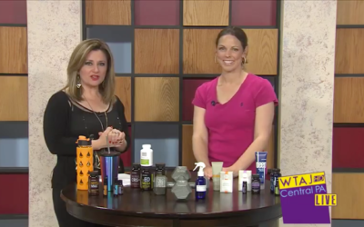 Central PA LIVE – Everyday Essential Oils: Muscle Soreness