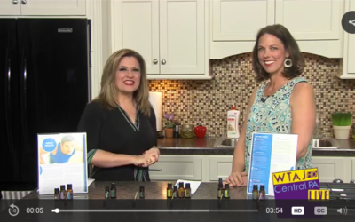 Central PA LIVE – Mixing Up Essential Oil Gifts for Men