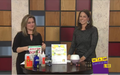Central PA LIVE – Essential Oils for Respiratory Health