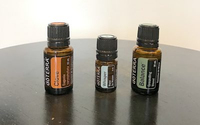 How Oils Allow Me to Spread Love and Joy